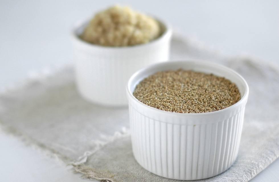 quinoa gluten free protein