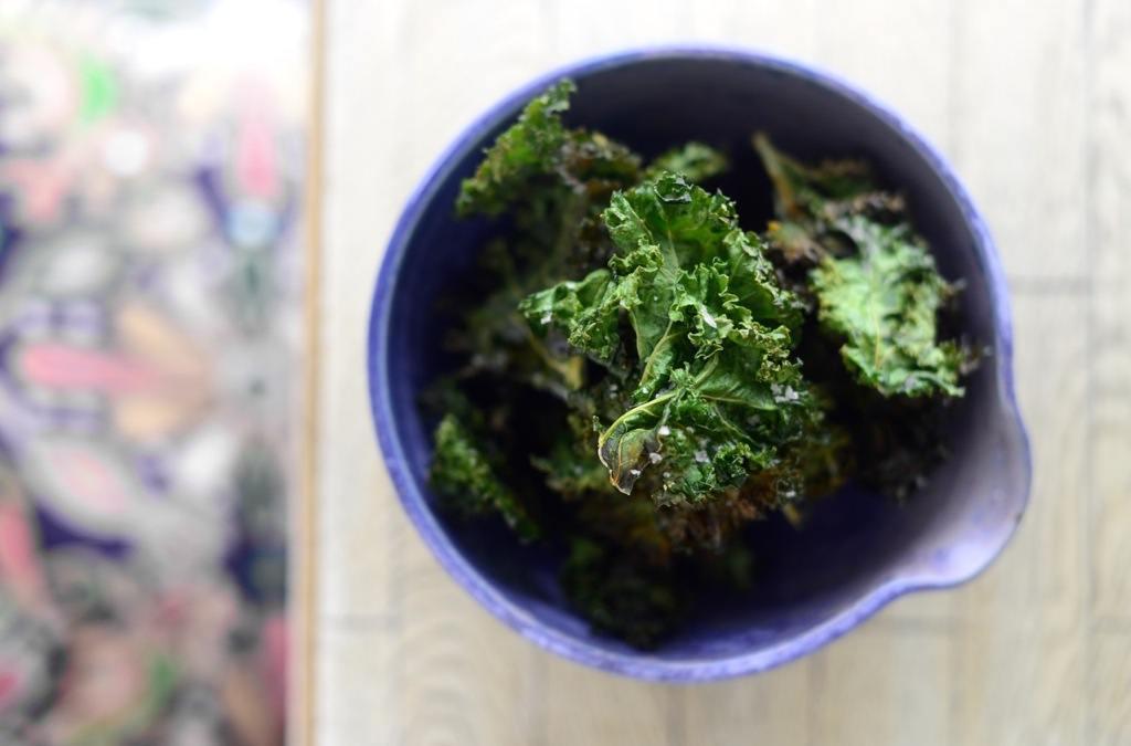 kale chips gluten dairy free
