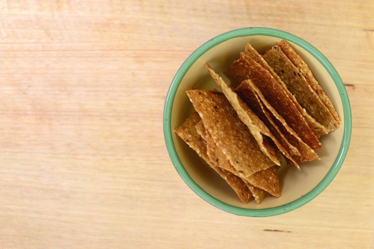 brown rice crackers gluten dairy free