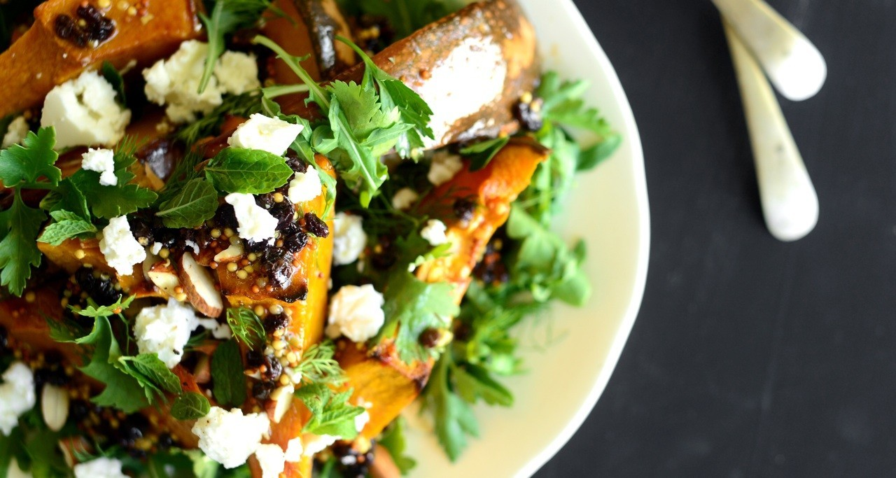pumpkin salad gluten free