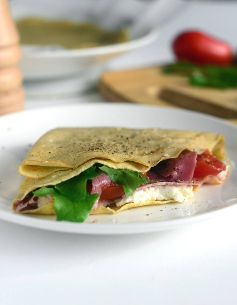 buckwheat crepes gluten dairy free