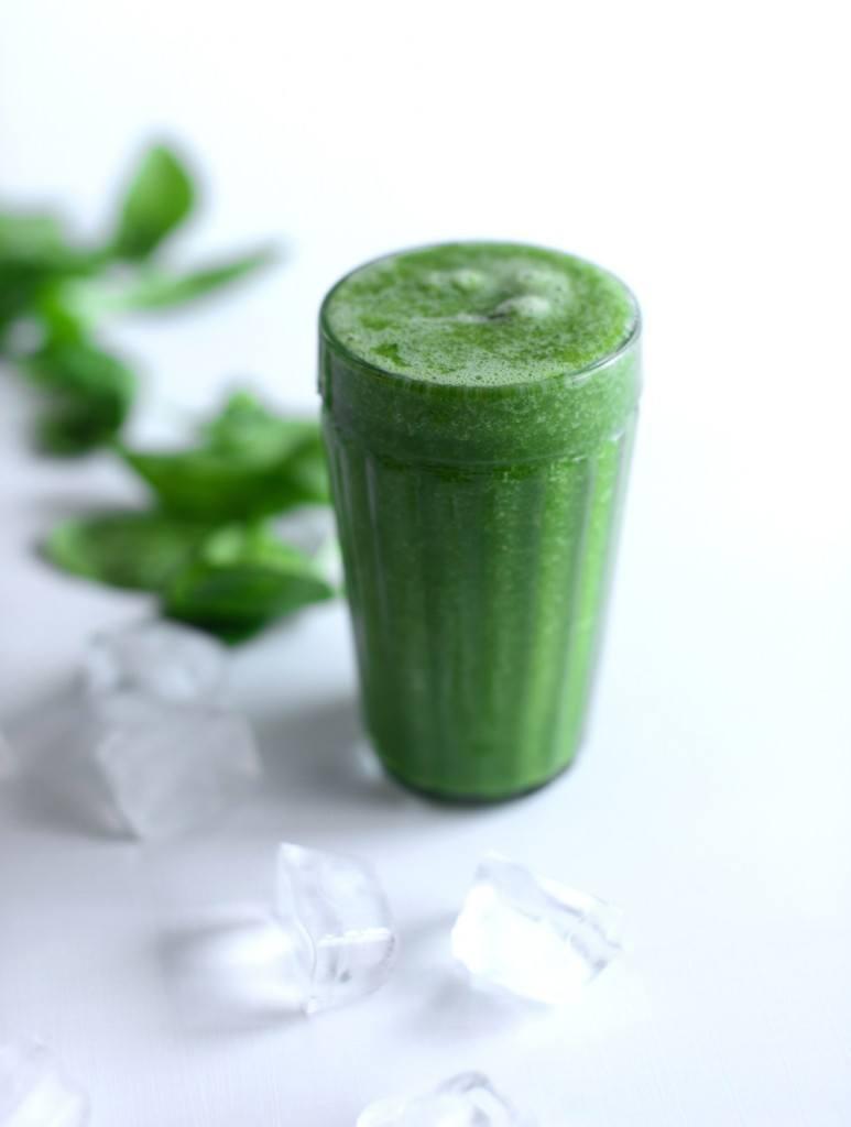green smoothie liver dairy gluten free