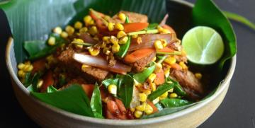 Recipe: Tempeh Stir Fry