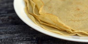 Recipe: Buckwheat Crepes